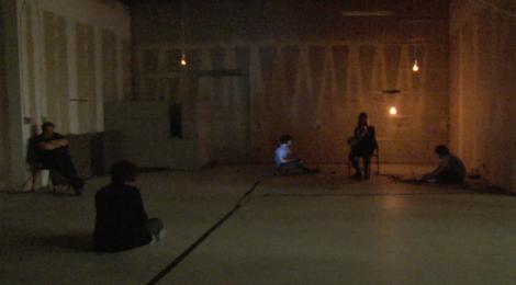 Noiseborder Ensemble meets matralab, part 1