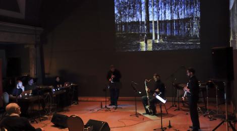 Noiseborder Ensemble at 4th Wall