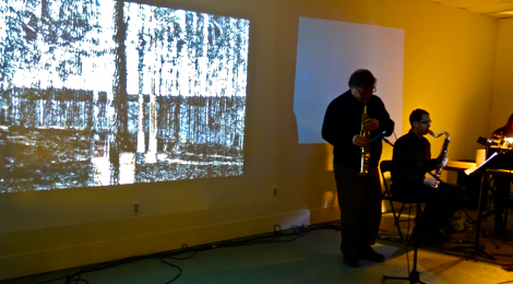 Noiseborder performance in London, Ontario